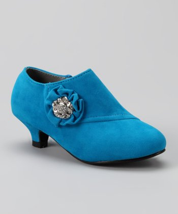 Blue Holiday 101 Bootie