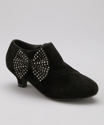 Black Holiday Bootie