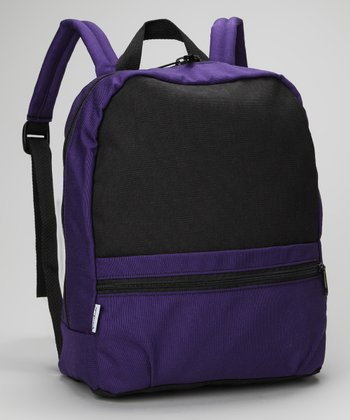 Questkids Purple Lil' Ray Backpack