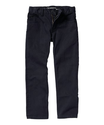 Navy Distortion Pants - Toddler & Boys