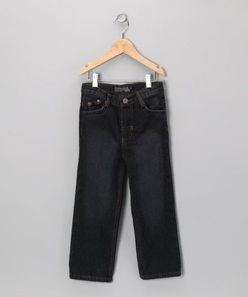 Indigo Fashion Jeans - Toddler