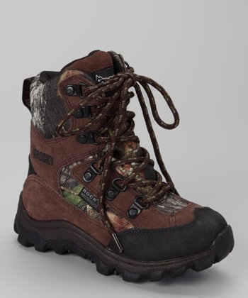 Brown Waterproof Lynx All-Terrain Shoe