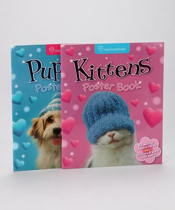 Pet Lovers Poster Book Set