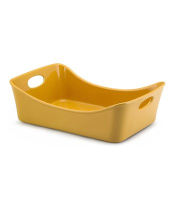 Yellow Lasagna Dish