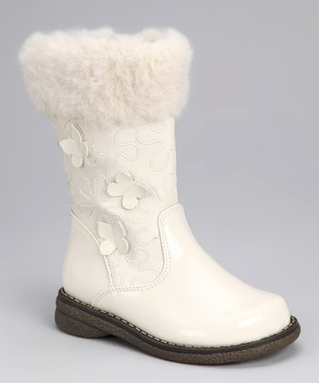 Winter White Juno Boot