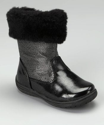 Black Loni Boot