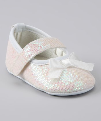 Rainbow Kids Cream Sparkle Flat