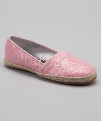 Pink Jessica Slip-On Shoe