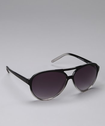 Black Ombré Sunglasses