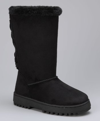 Black Ainsley Boot