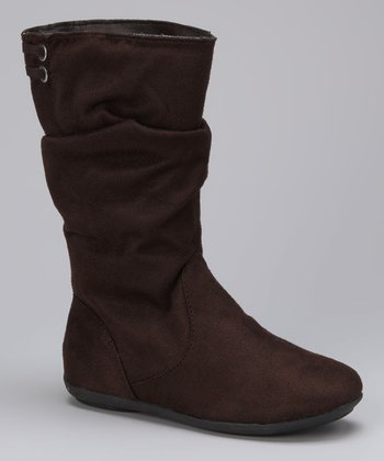 Brown Alanna Boot