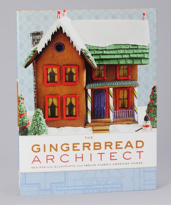 The Gingerbread Architect Hardcover