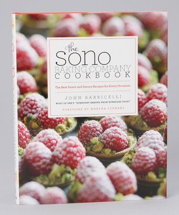 SoNo Baking Company Cookbook Hardcover