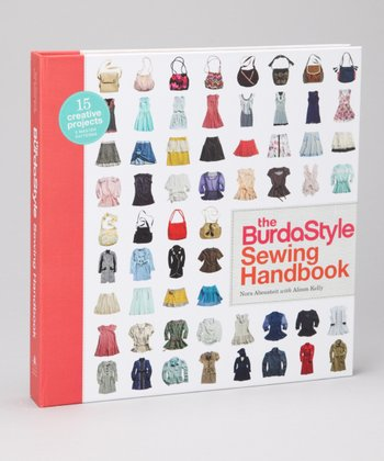 BurdaStyle Sewing Handbook Hardcover