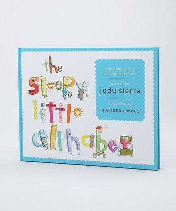 The Sleepy Little Alphabet Hardcover