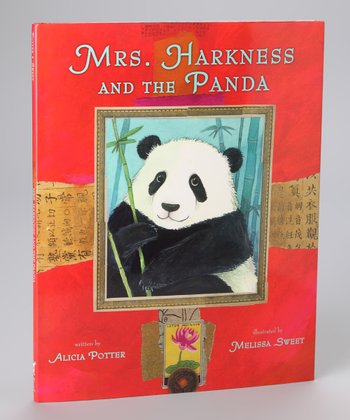 Mrs. Harkness and the Panda Hardcover