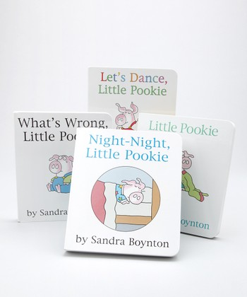 Big Box of Little Pookie Boxed Board Book Set