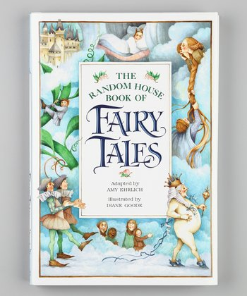 The Random House Book of Fairy Tales Hardcover
