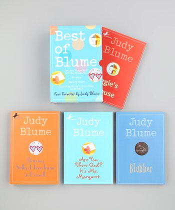Best of Blume Paperback Boxed Set