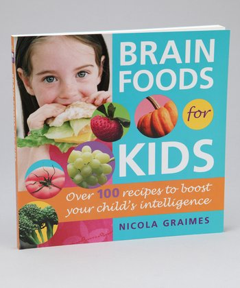 Brain Foods for Kids Paperback