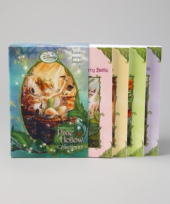 Tales from Pixie Hollow Collection 1 Paperback Box Set