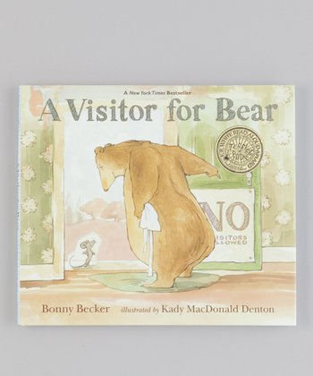 Visitor for Bear Hardcover