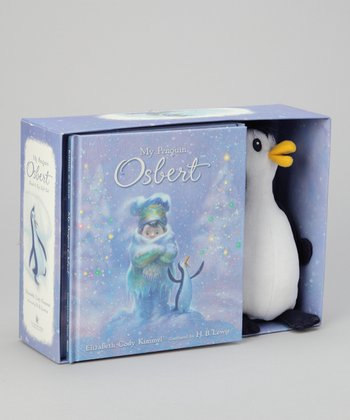 My Penguin Osbert Book & Plush