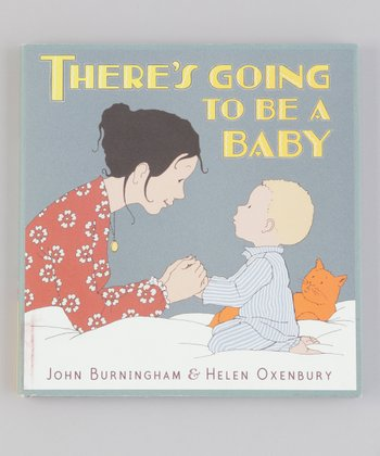 There's Going to be a Baby Hardcover