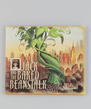 Jack and the Baked Beanstalk Hardcover