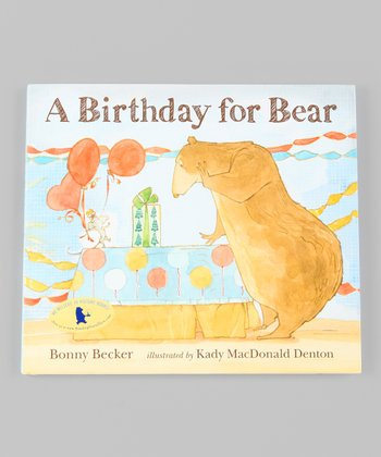 Birthday for Bear Hardcover