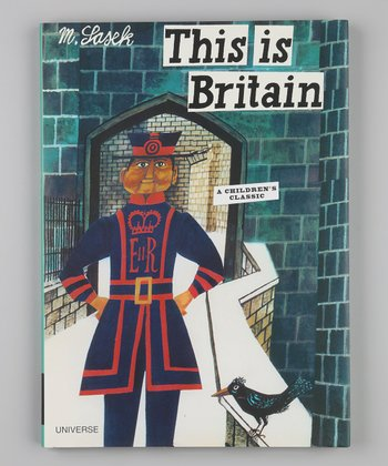 This is Britain Hardcover