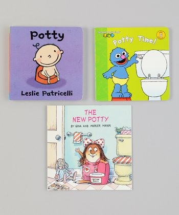 Potty Time! Board Book Set