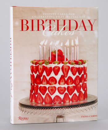 Birthday Cakes Hardcover