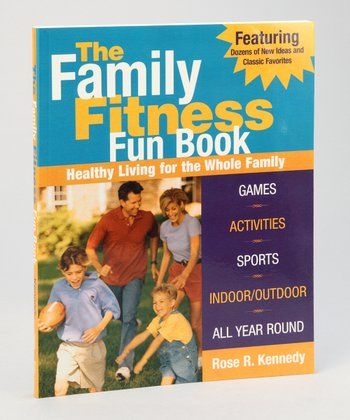 Family Fitness Fun Book Paperback
