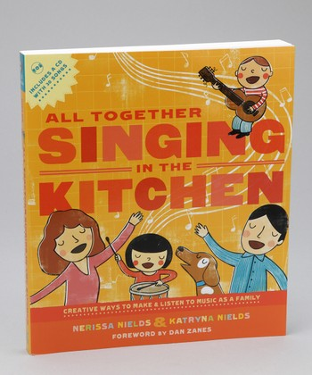 All Together Singing in the Kitchen Paperback