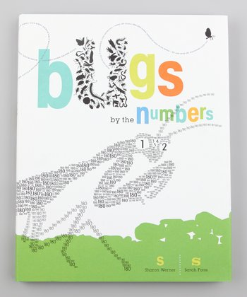 Bugs by the Numbers Lift-the-Flap Hardcover