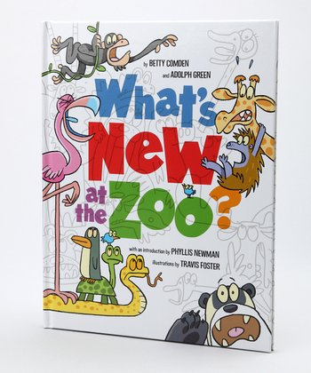 What's New at the Zoo? Hardcover