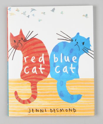 Red Cat, Blue Cat Hardcover