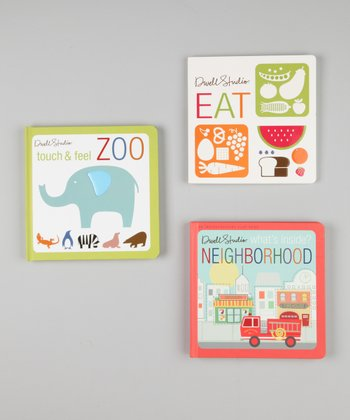 DwellStudio Board Book Set