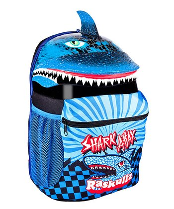Raskullz Black Shark Attax Backpack