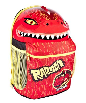 Raskullz Red Radgon Backpack