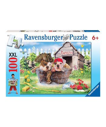 Pirate Pups Puzzle