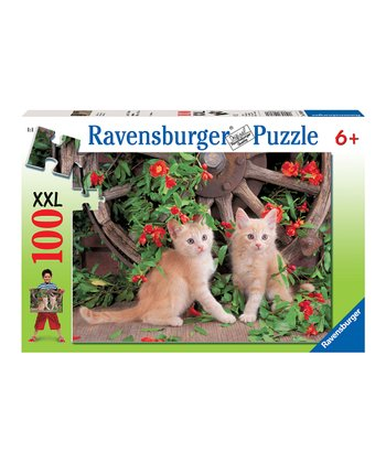 Pretty Kitties Puzzle