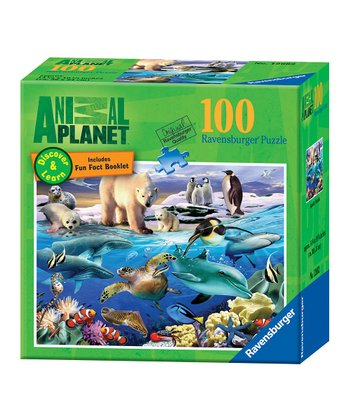 Aquatic Friends Puzzle