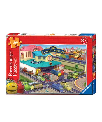Busy Day Chuggington Puzzle