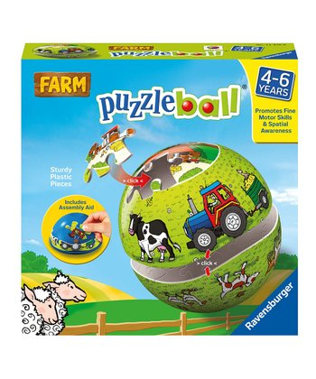 Farm Puzzleball