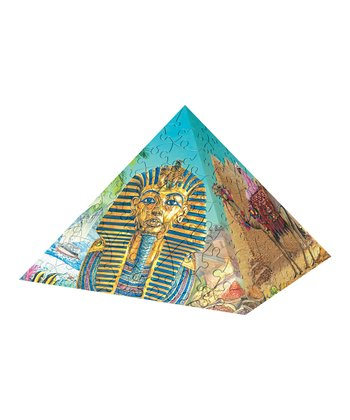 Essence of Egypt 3-D Pyramid Puzzle