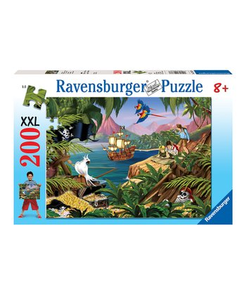 Treasure Hunt Puzzle