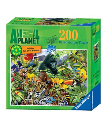 Animal Planet Jungle Friends Puzzle