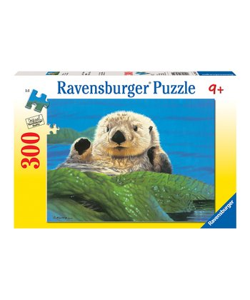 Friendly Otter Puzzle